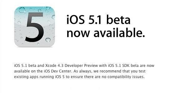 iOS 5.1 soll am 9. März 2012 kommen. Mit dem iPad 3?