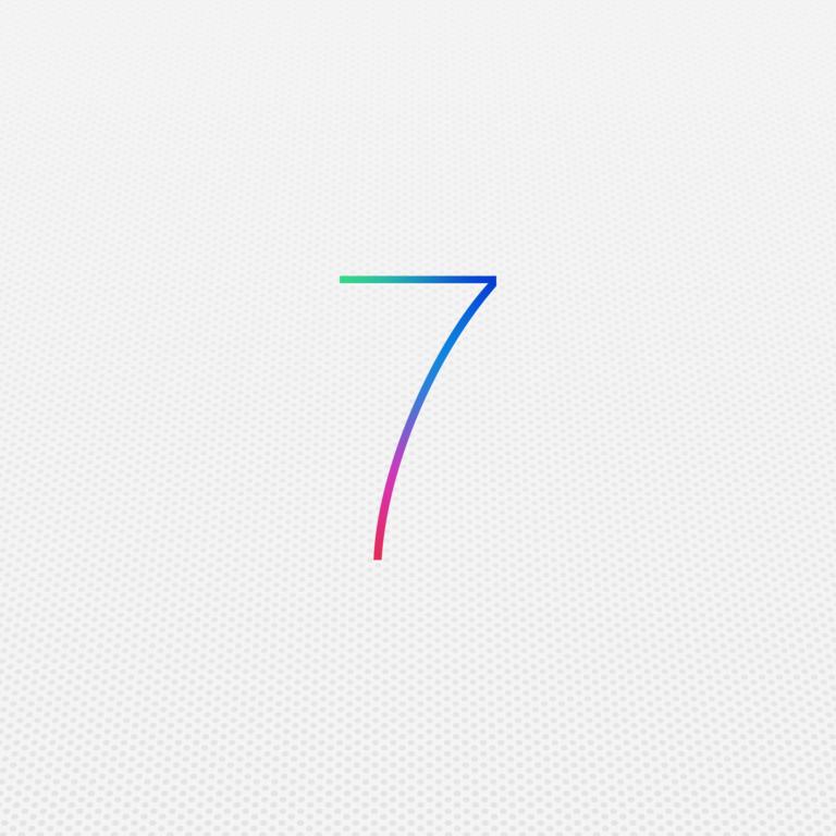 Hintergrundbild für iOS 7