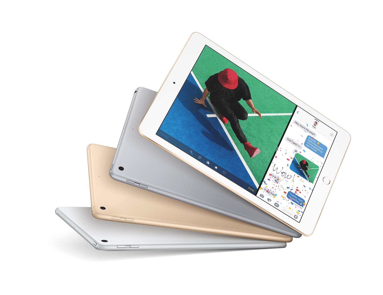 Neues 9,7-Zoll iPad mit Retina Display und mehr Power ab 389 Franken.