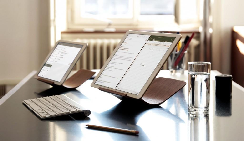 Yohann – Nachhaltige iPad-Halterung für das iPad Pro.