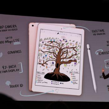 iPad mit Pencil für die Schulen