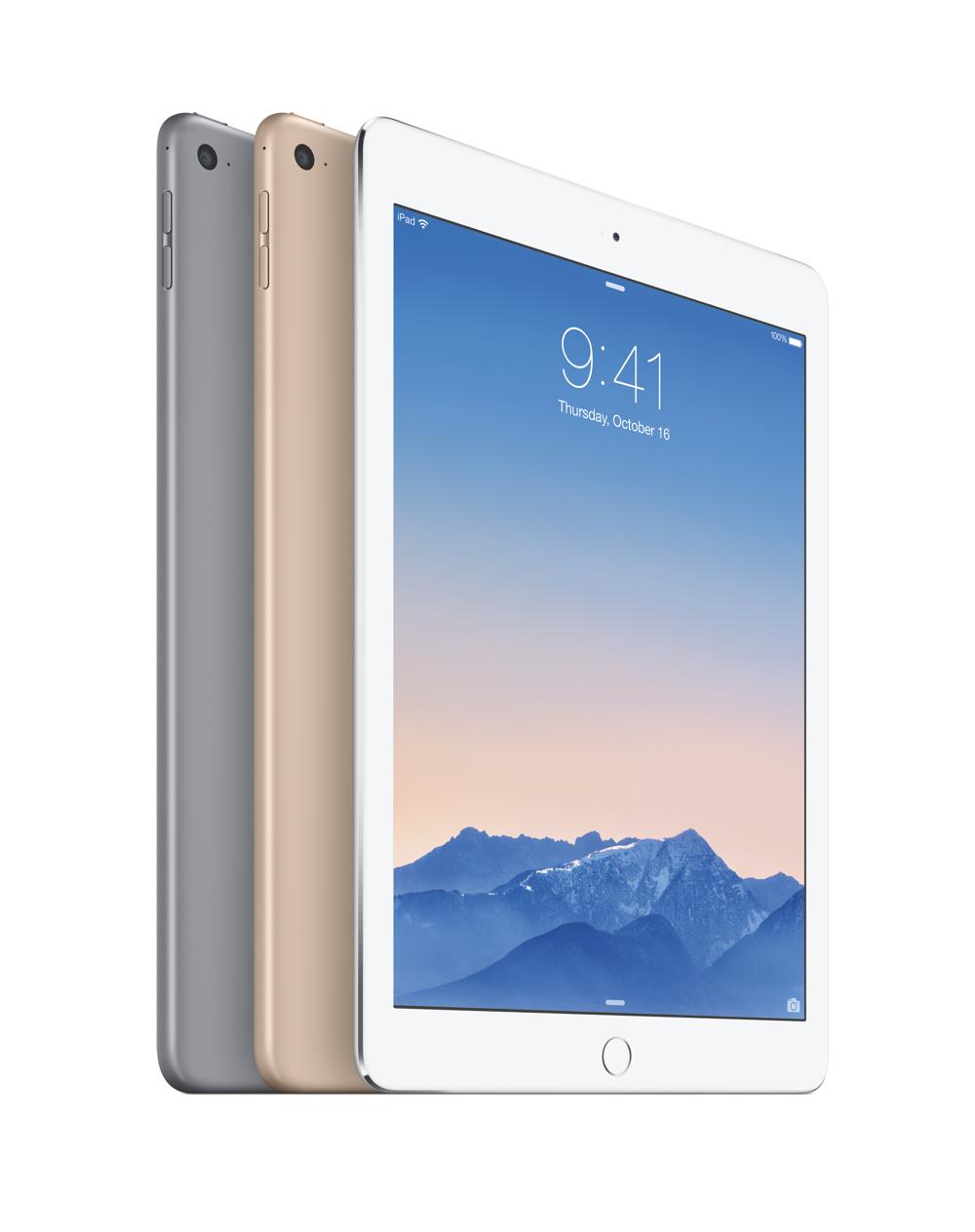 120 Franken günstiger: iPad Air 2