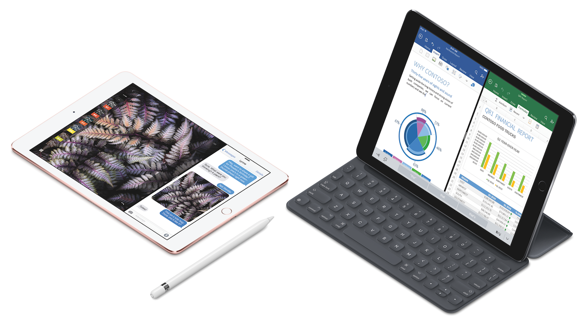 iPad Pro mit 9,7-Zoll Display