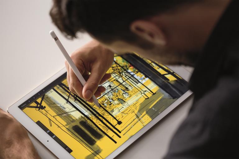 iPadPro mit Apple Pencil
