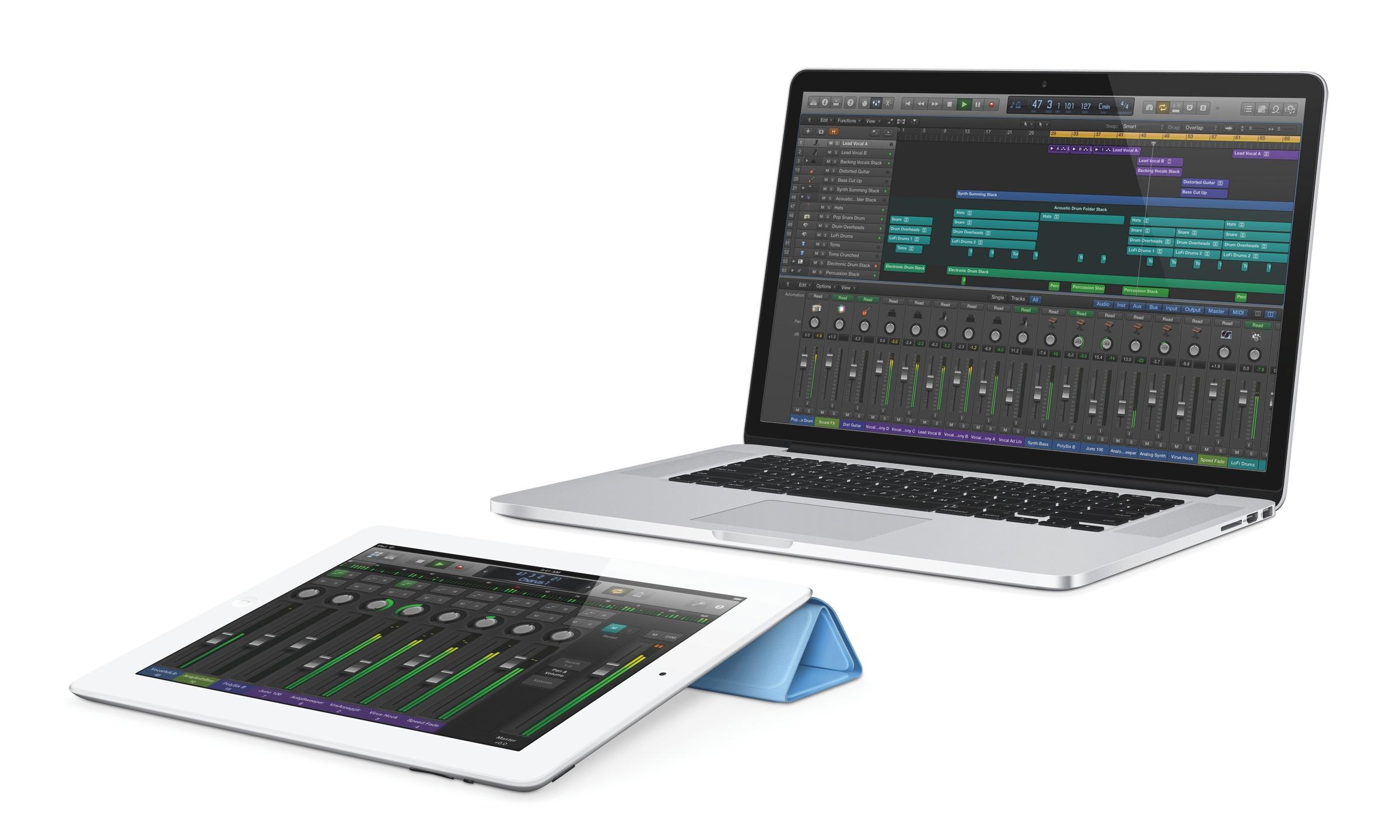 Apple stellt (endlich) Logic Pro X vor