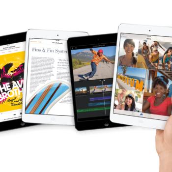 iPad mini Late 2013