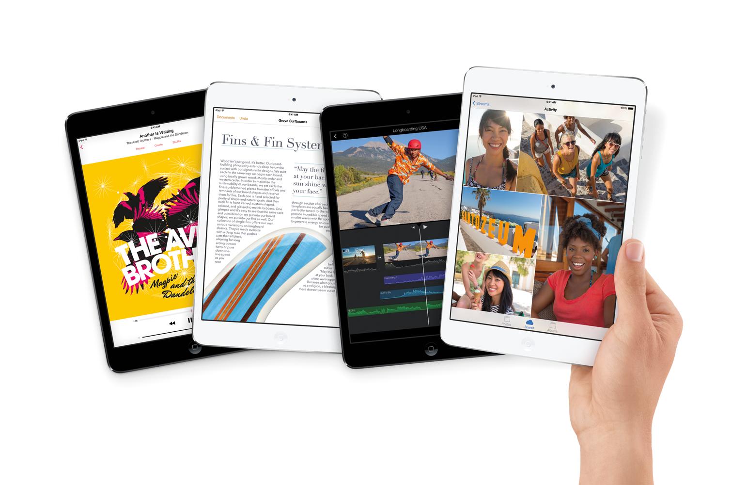 iPad mini Retina 64 GB Wi-Fi 110 Franken günstiger!