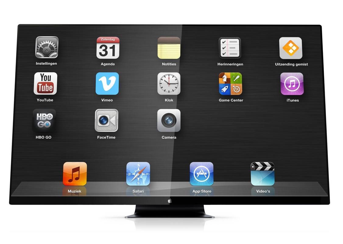 Was wenn iWatch ein Apple TV Produkt wäre?