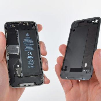 iPhone 4 Akku