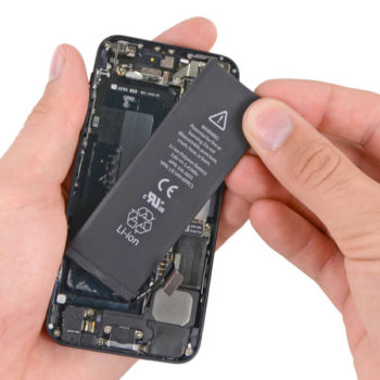 iPhone 5 Batterieaustauschprogramm