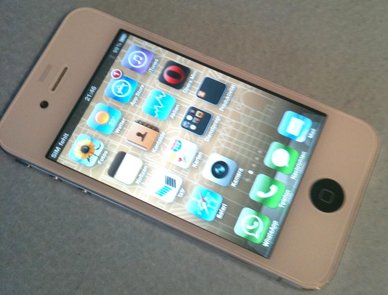 Iphone S Nur Glas Wechseln