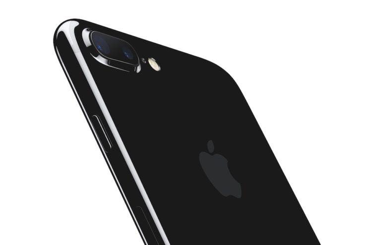 Diamantschwarz iPhone 7