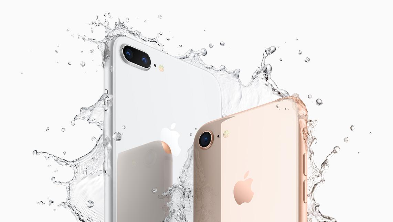 iPhone 8 und iPhone 8 Plus – Besser als man denkt.
