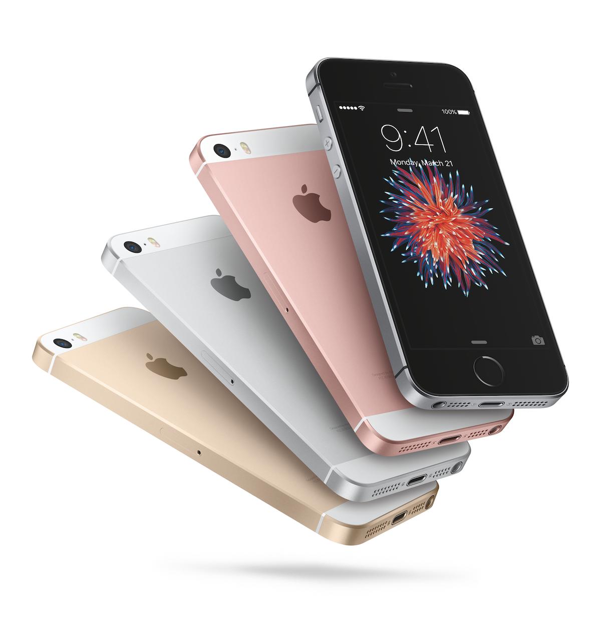 Bestellst du dir ein iPhone SE oder kleines iPad Pro?