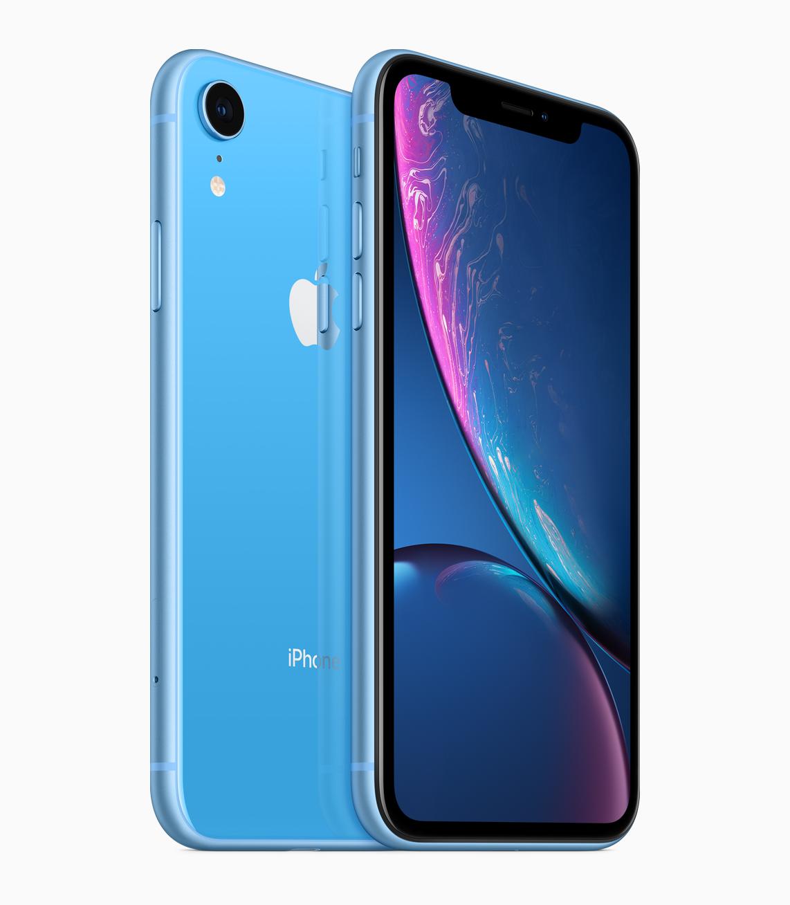 iPhone XR Blue
