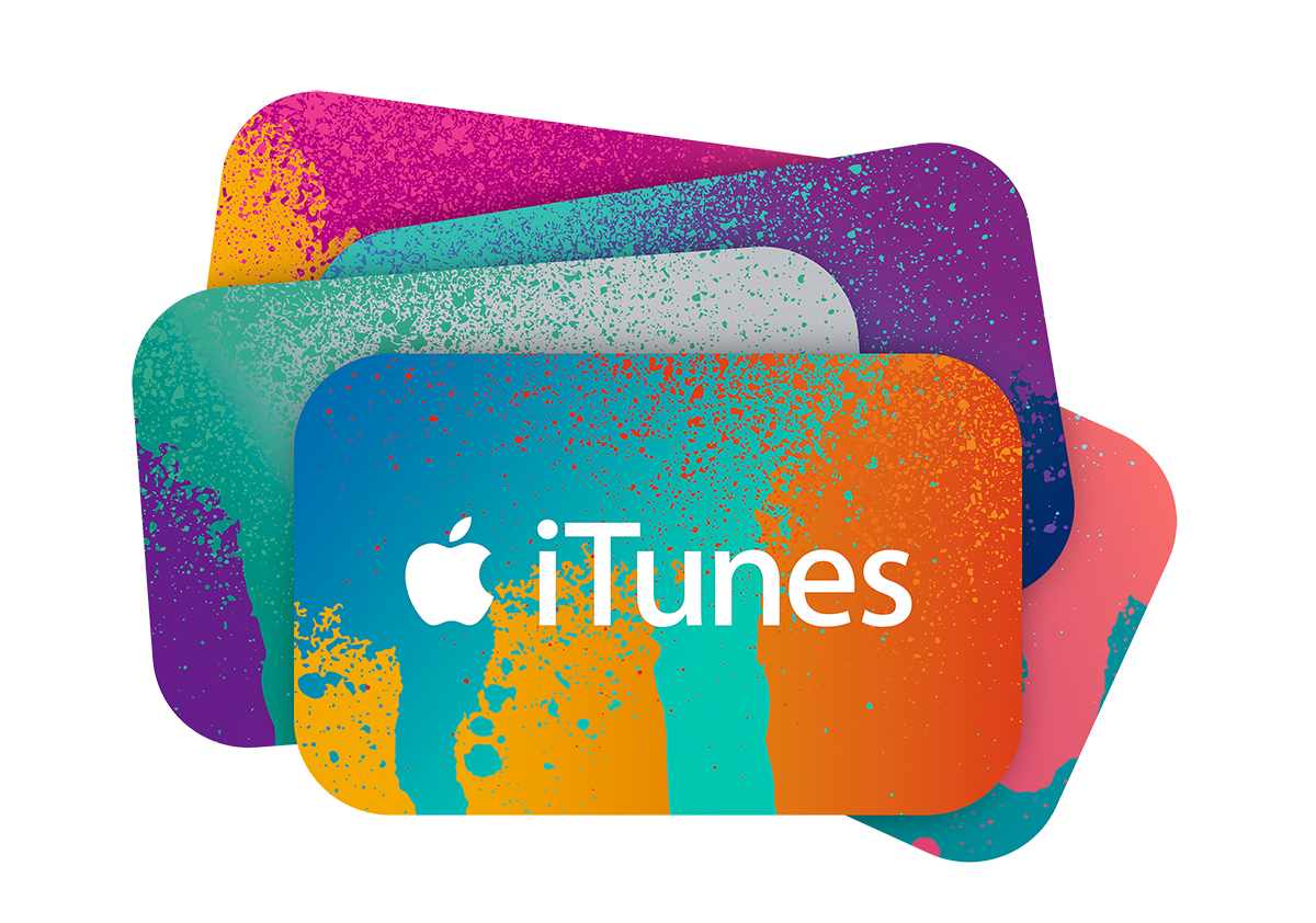 10% Rabatt auf iTunes Geschenkkarten.