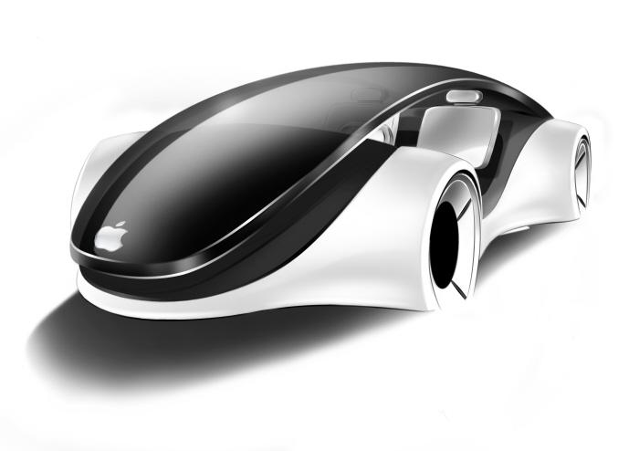 Das Apple Auto soll kommen…