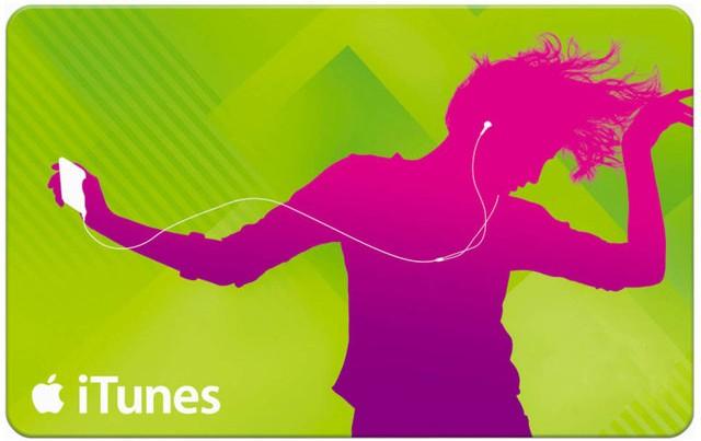 iTunes Gutschein Aktion: CHF 250 Guthaben für nur CHF 200