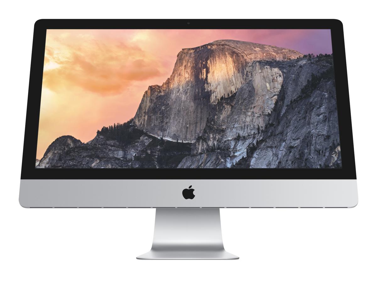 iMac mit Retina Display
