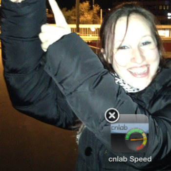 Swisscom LTE iPhone 5 in Zürich