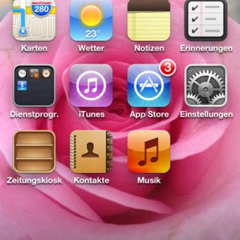 Swisscom LTE iPhone 5