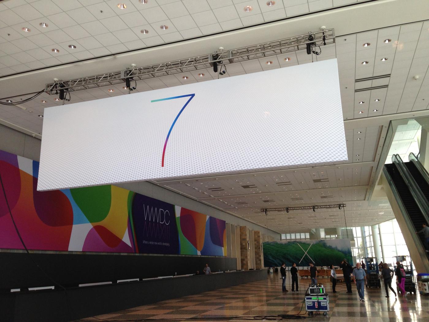 WWDC iOS 7 Banner