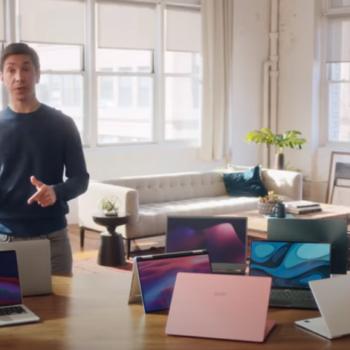 Justin Long wirbt für Intel