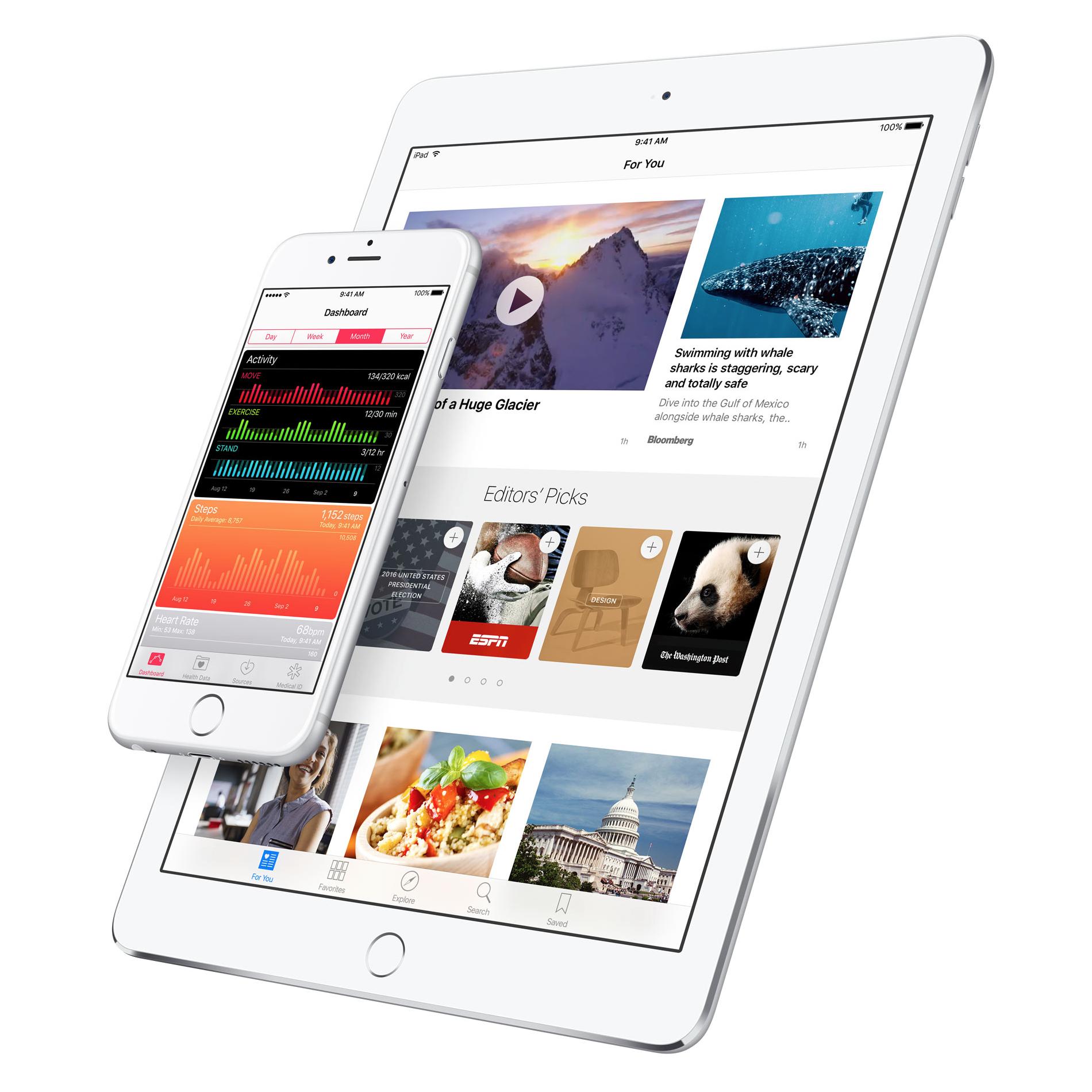 Diese Neuerungen kommen mit iOS 9.3