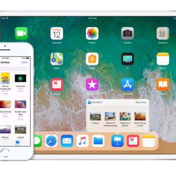 iOS 11 auf iPad und iPhone