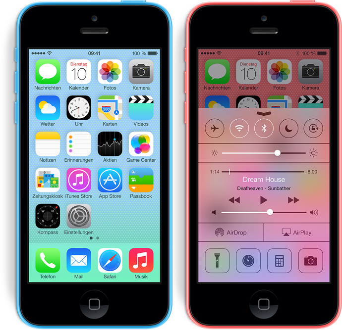 iPhone 5C