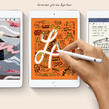 iPad mini mit Apple Pencil