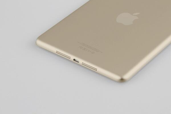 iPad mini 2 in Gold