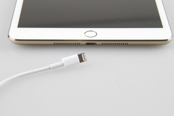 iPad mini 2 mit Touch-ID, A7, M7, in Gold und wahrscheinlich ohne Retina-Display.