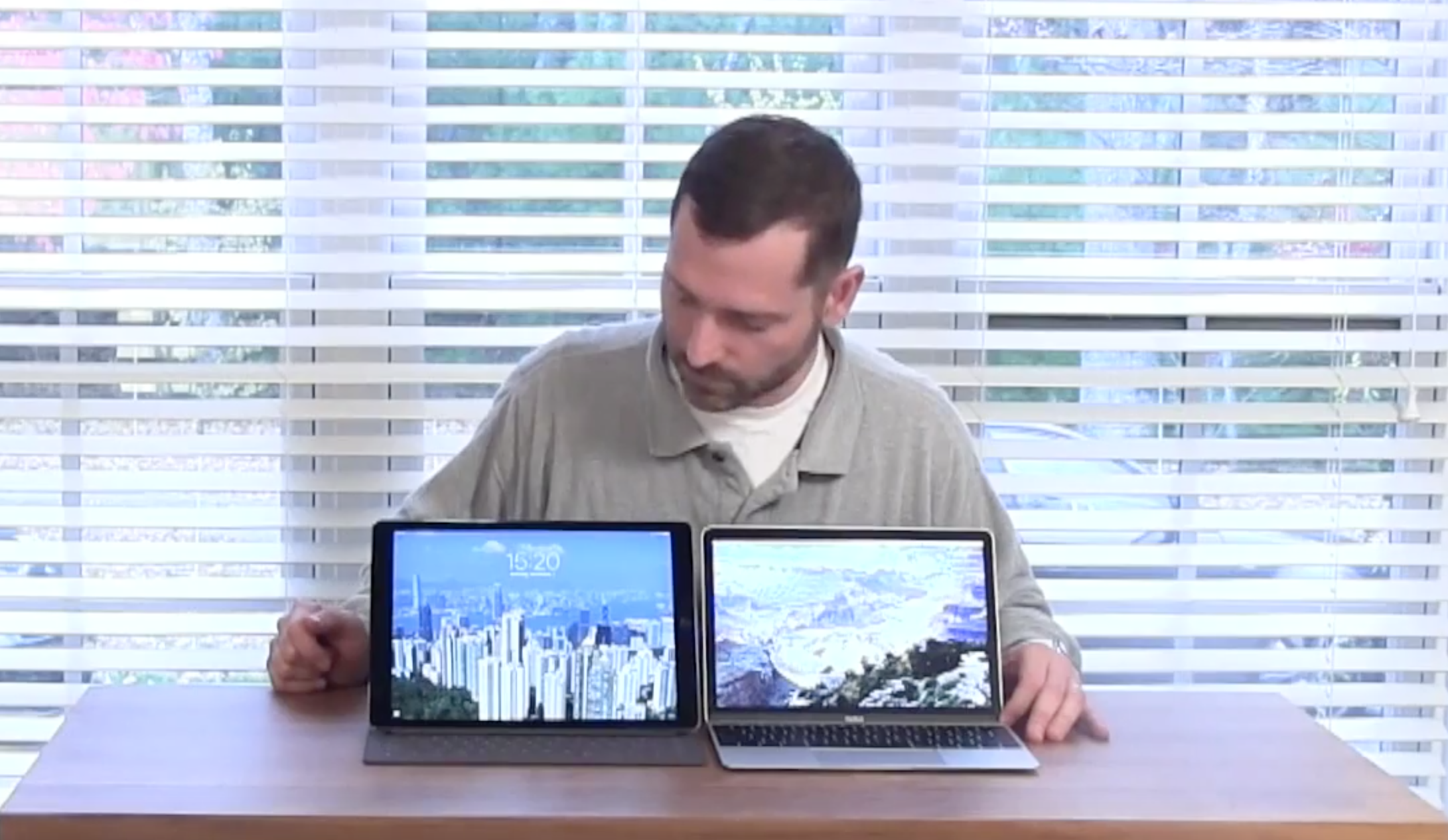 iPad Pro vs. MacBook