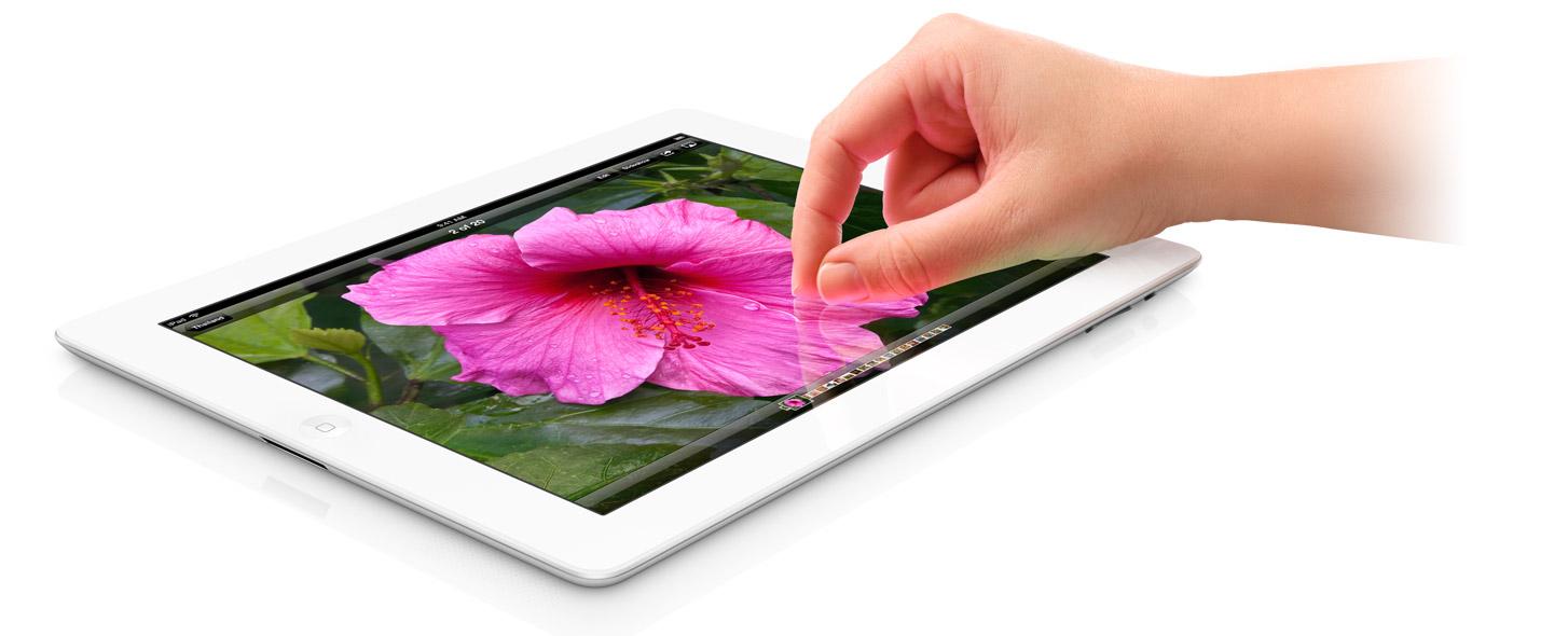 Apple stellt das neue iPad vor