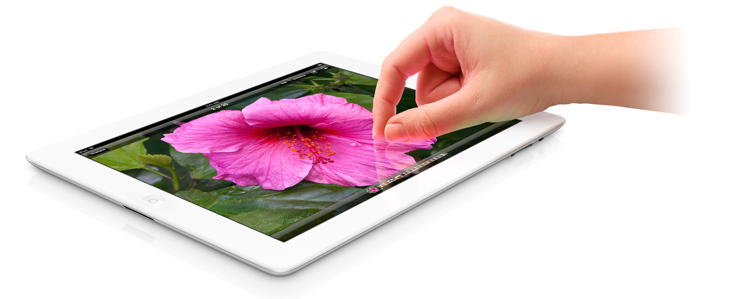 Heute: Das neue iPad [Updated]