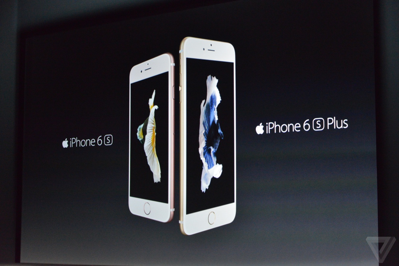 Alles neu: iPhone 6s, iPhone 6s Plus, Apple TV, iPad Pro und Apple Watch.
