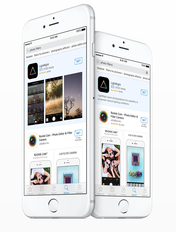 Verbesserungen für den App Store angekündigt.