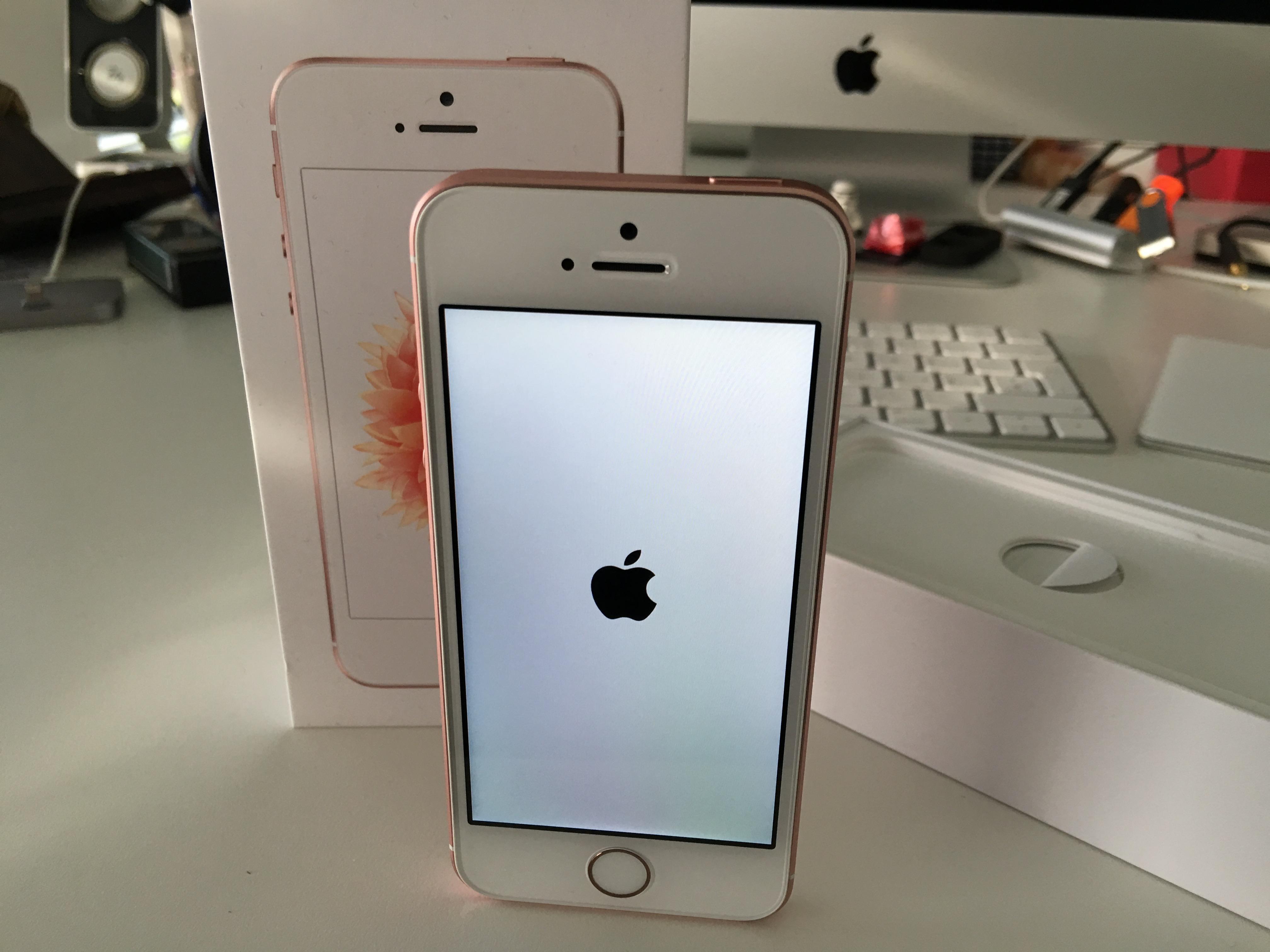iPhone SE – Mehr als nur ein iPhone für die Entwicklungsländer.