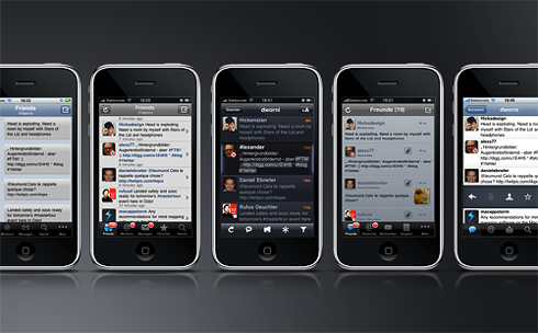 iPhone Twitter Apps