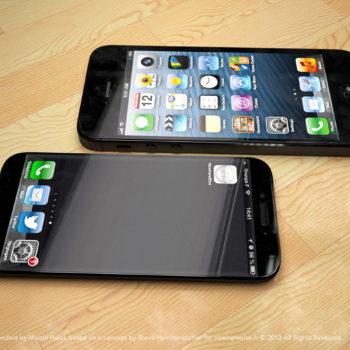 2014 könnte ein iPhone 6 mit grösserem Display kommen
