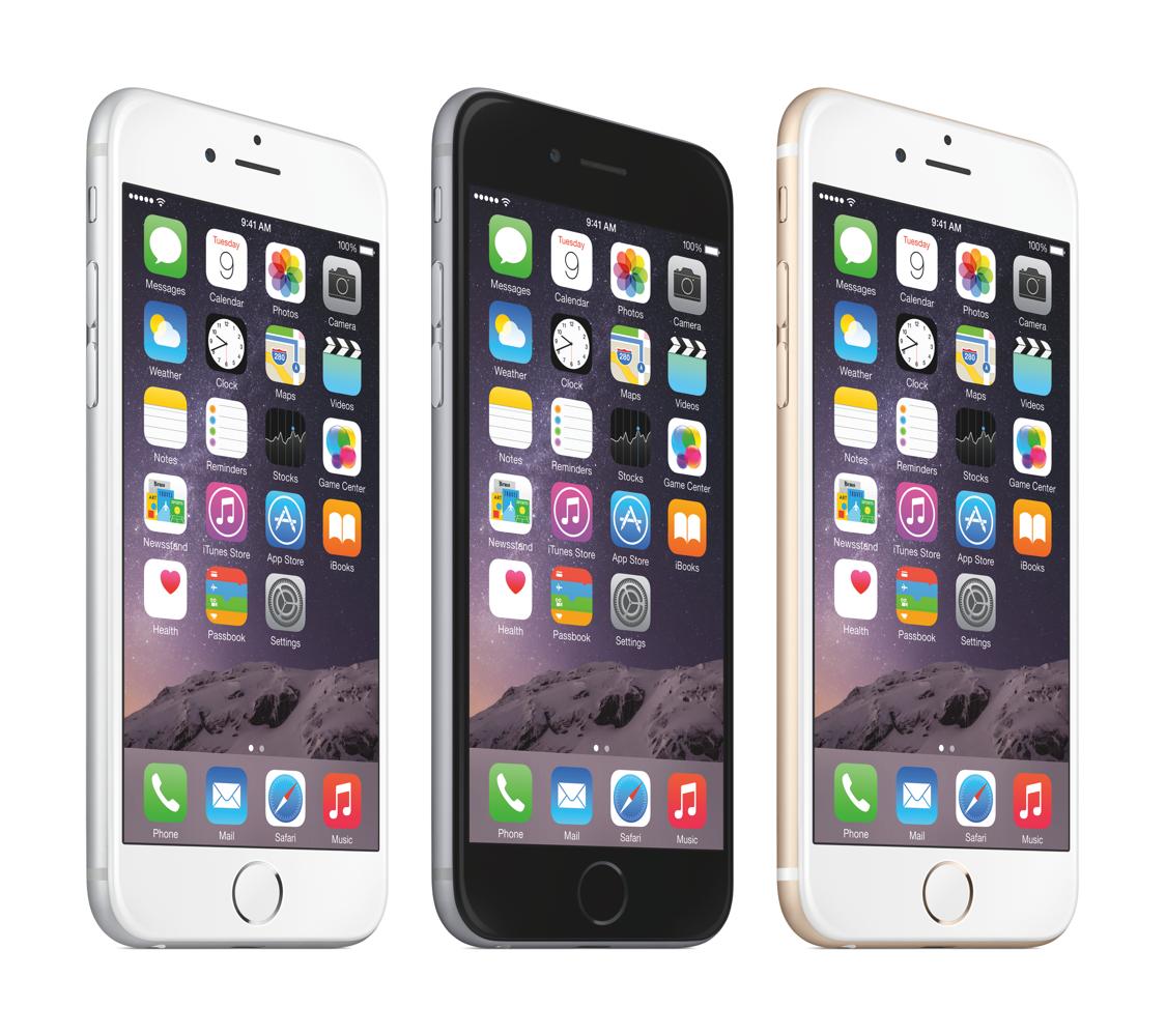4 Millionen Vorbestellungen für iPhone 6 und iPhone 6 Plus in 24 Stunden.