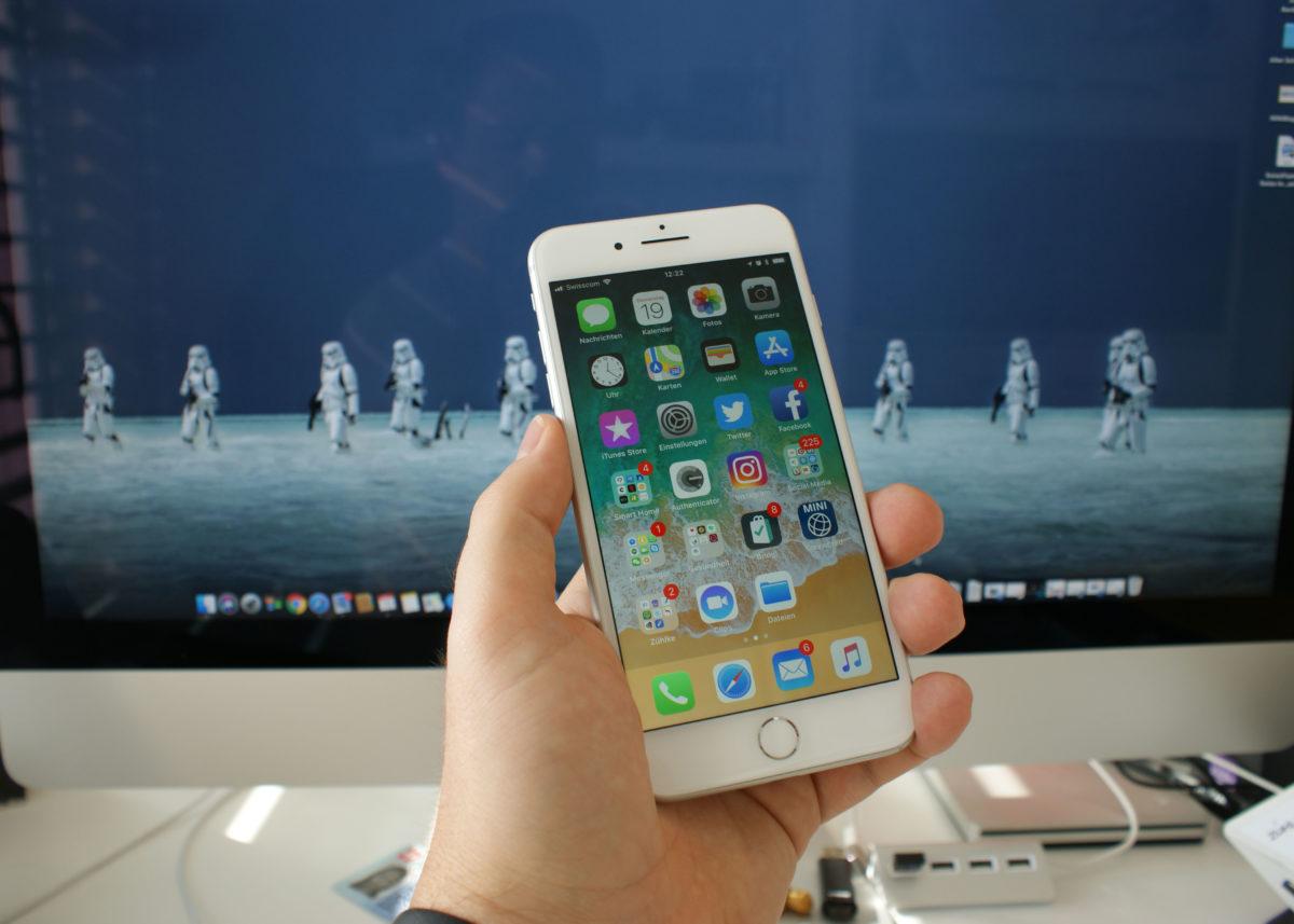 iPhone 8 Plus – Mein Erfahrungsbericht nach drei Wochen.