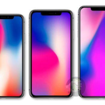 iPhone 2018 Rendering