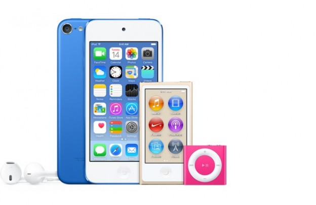 Neue iPods in 2015