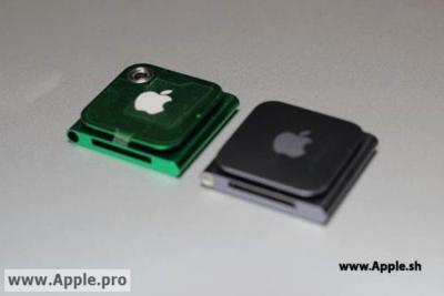 iPod nano mit Kamera 1