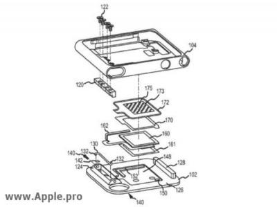 iPod nano mit Kamera Patent