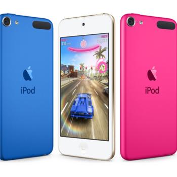 ApfelBlog.ch - Neuer iPod touch mit neuen Farben