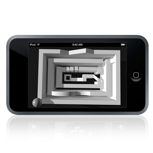 ipod touch mit 3d display apfelblog. Black Bedroom Furniture Sets. Home Design Ideas