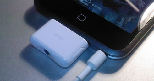 iPod touch Microphone